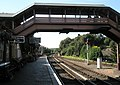 Bridge over Bewdley Station - geograph.org.uk - 1454705.jpg