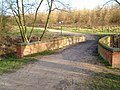 Bridge over Bramborough Brook, Donisthorpe, Leicestershire.jpg