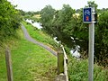 Bridgwater and Taunton Canal near Durston - geograph.org.uk - 1397028.jpg