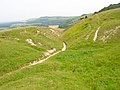 Bridleway to Fulking - geograph.org.uk - 495621.jpg