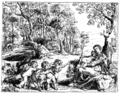 Brief History of Wood-engraving Rubens Flight.png