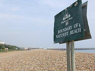 British Naturism organization