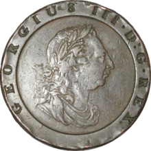 British pre-decimal twopence 1797 obverse.png