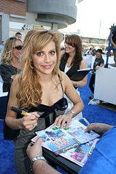 Brittany Murphy Before She Died