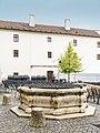 Brno Spilberk Castle Well.jpg