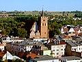 Brodnica, Polska. Widok miasta z wieży zamkowej - panoramio (9).jpg