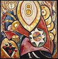 Brooklyn Museum - Painting No. 48 - Marsden Hartley - overall.jpg