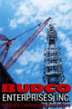 Budco Stiffleg Derrick Installing a Cell Tower in New York City.png