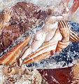 Buffalmacco, trionfo della morte, morti 21 animula.jpg