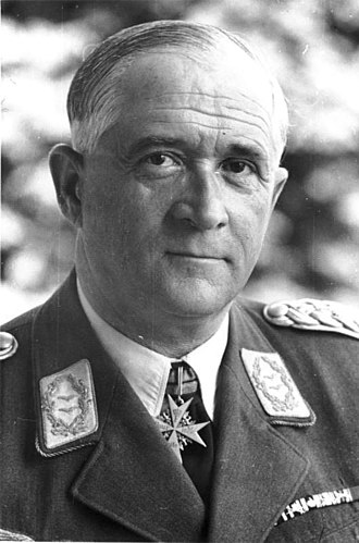 Luftwaffe - Robert Ritter von Greim, the second and last Supreme Commander of Luftwaffe