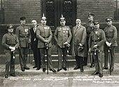 Участники процесса над Гитлером