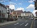 Bunting, in St John's Street, Ashbourne - geograph.org.uk - 1409114.jpg