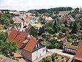 Burg Kohren, Ausblick auf die Stadt (1).jpg