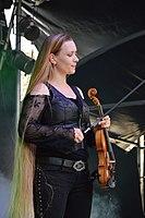 Burgfolk Festival 2013 - Ally the Fiddle 07.jpg