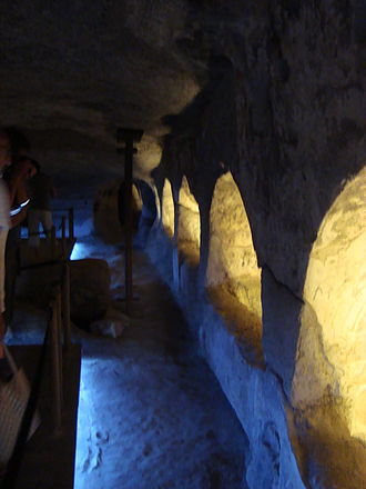 Catacombs of Milos - Catacombs.