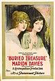 Buried Treasure (1921 film) poster.jpg