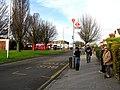 Bus stop 'D', New Addington - geograph.org.uk - 1611920.jpg