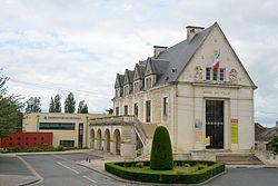 Buzançais (Indre) - Mairie.jpg