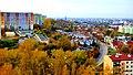 Bydgoszcz - widok z wieżowca przy ulicy szarych Szeregów w kierunku osiedla Wyżyny - panoramio (2).jpg