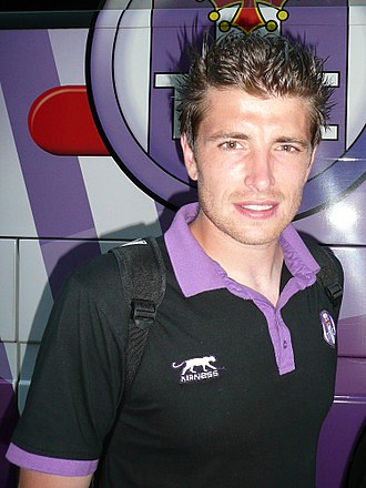Cédric Carrasso - Carrasso with Toulouse in 2008.