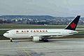 C-GDSP 2 B767-233ER Air Canada ZRH 21MAR99 (6714587759).jpg