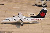 C-GONJ - DH8A - Voyageur Airways