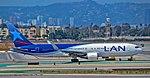 CC-CXE LATAM Airlines Chile Boeing 767-316(ER) s-n 35696 (26328443209).jpg