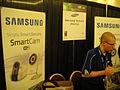 CES 2012 - Samsung SmartCam (6752230877).jpg