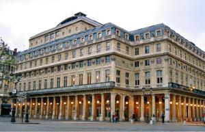 Comédie-Française - Comédie-Française seen from the Place de l'Opéra