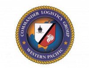 Task Force 73 - Logo of Commander, Logistics Group Western Pacific