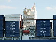 CMA CGM Vasco de Gama - WikiVisually