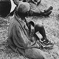 COLLECTIE TROPENMUSEUM Een oudere man van de zijkant gezien Uasin Gishu District TMnr 20014284.jpg