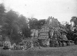 Jago Temple - Candi Jago