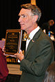 CSICON 2011-Bill Nye-CFI In Praise of Reason Award.JPG