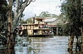 CSIRO ScienceImage 4620 Paddlesteamer Emmylou on a pleasure cruise down the Murray River steaming past the old wharf at Echuca VIC.jpg