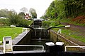 Caen Hill Locks on the Kennet ^ Avon Canal - geograph.org.uk - 1843013.jpg