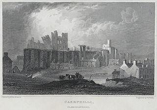 Caerphilli, Glamorganshire