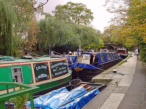 Camden Canal (2391823401)