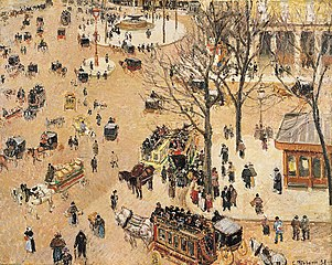 La Place du Théâtre Français