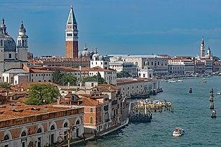Campanile St. Mark's Basilica Venezia 06 2017 2919.jpg