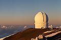 Canada-France-Hawaii Telescope Sunset.jpg