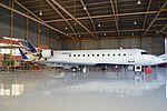 Canadair CRJ-100ER 'N989CA' (actually ZS-CMB) (16062086955).jpg