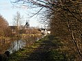 Canal towpath at Astley Green - geograph.org.uk - 1106501.jpg