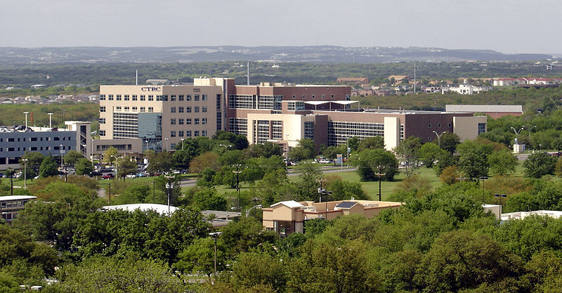 File:Cancer Therapy & Research Center, University of Texas Health Science Center at San Antonio (02 04 2007).jpg