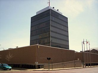 Canton, Ohio - Canton City Hall