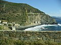 Cap Corse - Marine de Farinole & a Stella camping from the car - panoramio.jpg