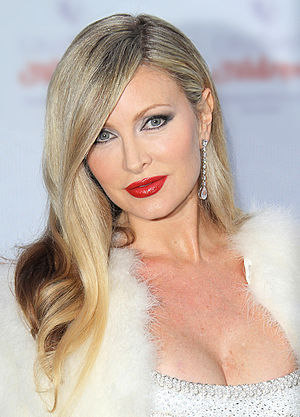 Caprice Bourret - Bourret in 2013