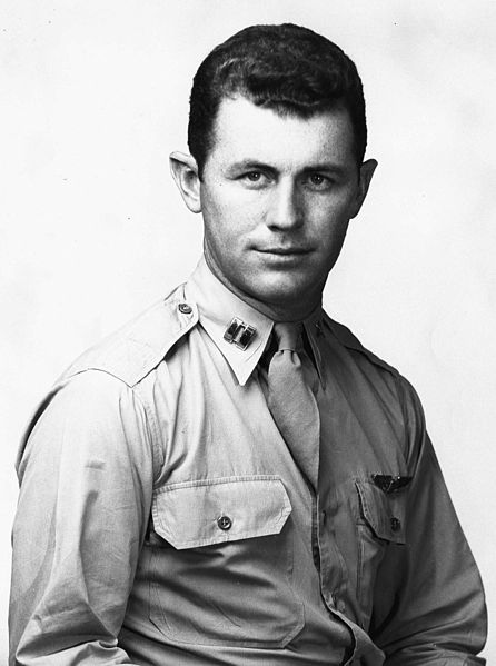 File:Captain Charles E. Yeager.jpg