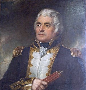 James Bowen (Royal Navy officer) - Image: Captain James Bowen (1751 1835), by British school of the 19th century