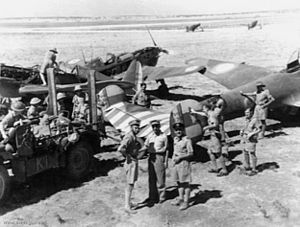 Potez 630 - A Potez 630 captured during the Syria–Lebanon Campaign, 1941